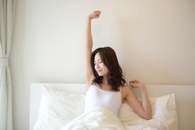 寝違えを改善し、スッキリ目覚めよう!