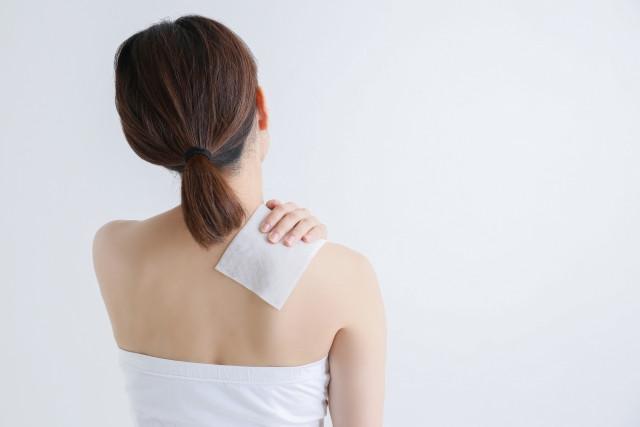 肩こりに対しての一般的な対処法