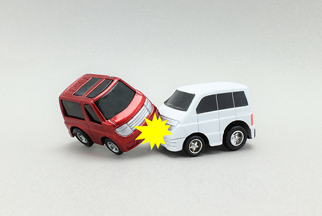 交通事故画像